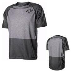 Fox Indicator grey koszulka rowerowa