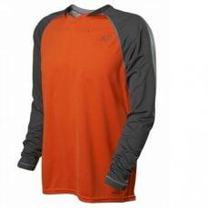 Fox Indicator orange ls koszulka rowerowa