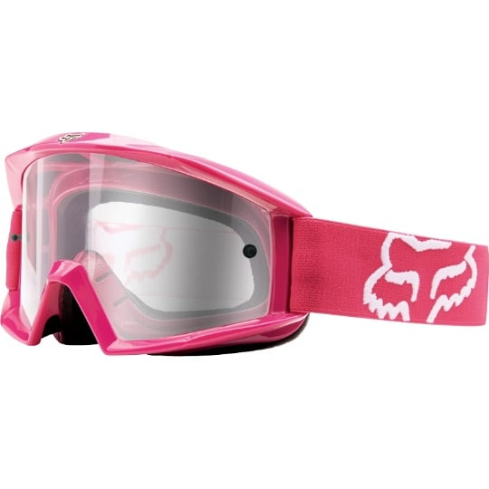 Fox Main pink gogle cross enduro ATV